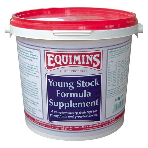 Equimins Young Stock Formula for Horses
