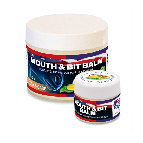 Equine America Bit & Mouth Balm for Horses