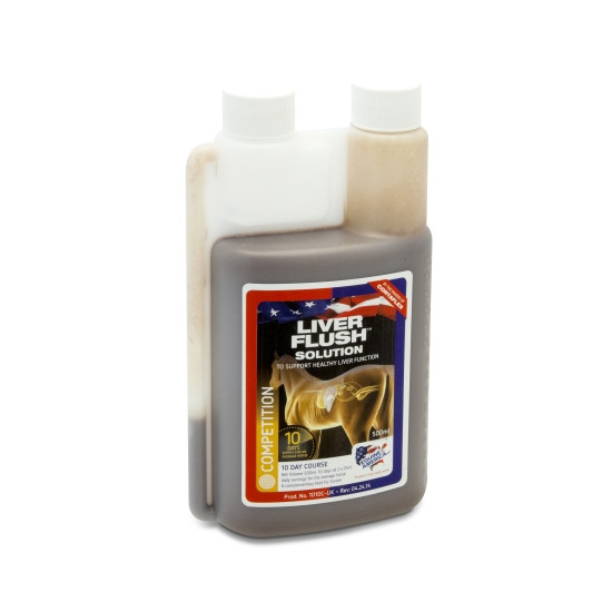 Equine America Liver Flush Solution for Horses