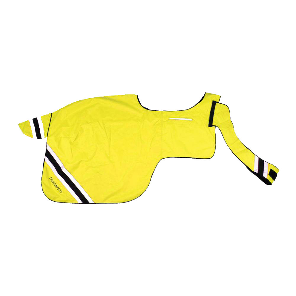 Equisafety Wrap Around Hi Vis Exercise Rug