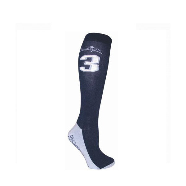 Equi-Theme One Size Mens Polo Socks