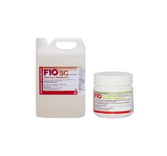 F10 Products F10SCXD Veterinary Disinfectant / Cleaner
