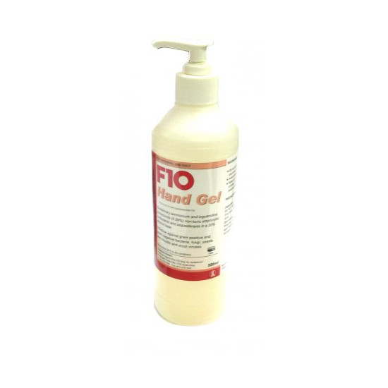 F10 Products Hand Gel