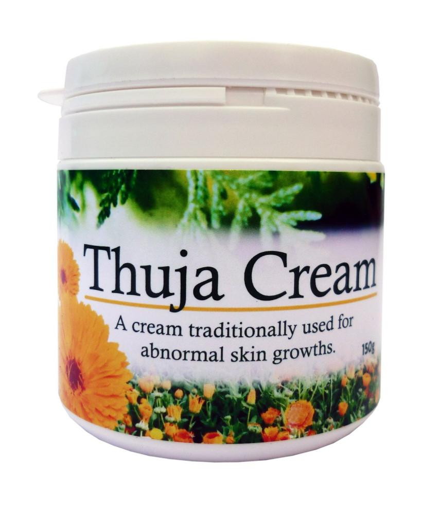 Thuja Cream and Tablets
