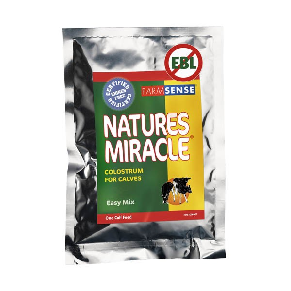 FarmSense Natures Miracle Calf Colostrum