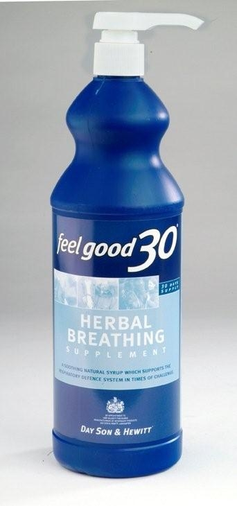 Feel Good Herbal Breathing Supplement for Horses