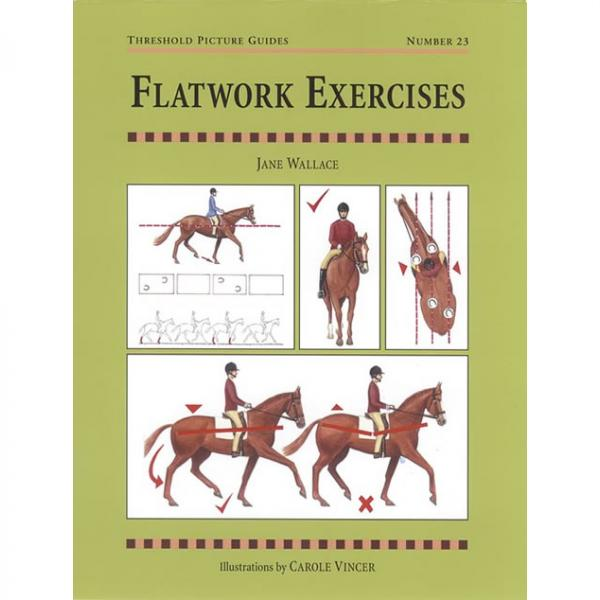 Flatwork Exercises Book Horse Book