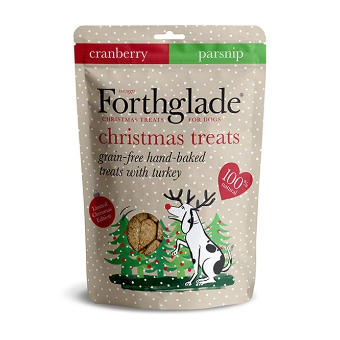 Forthglade Christmas Dog treats