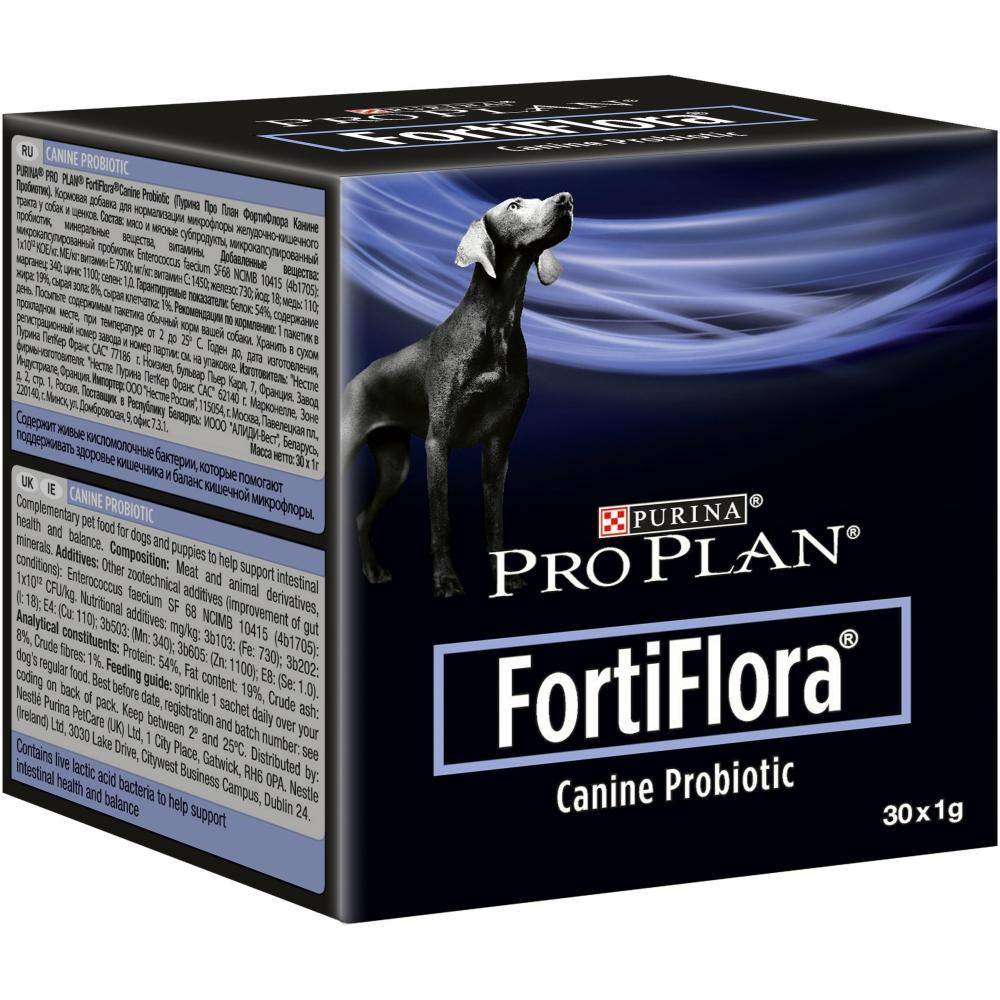 Purina Pro Plan FortiFlora Canine Nutritional Supplement