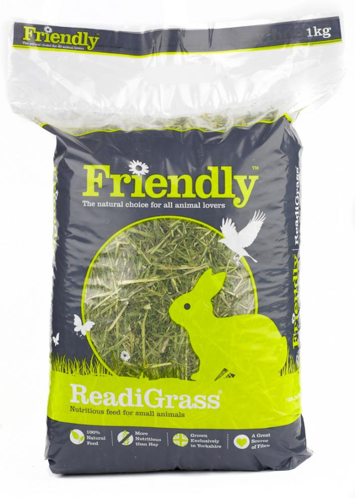 Friendship Estates Friendly Readigrass for Small Animals