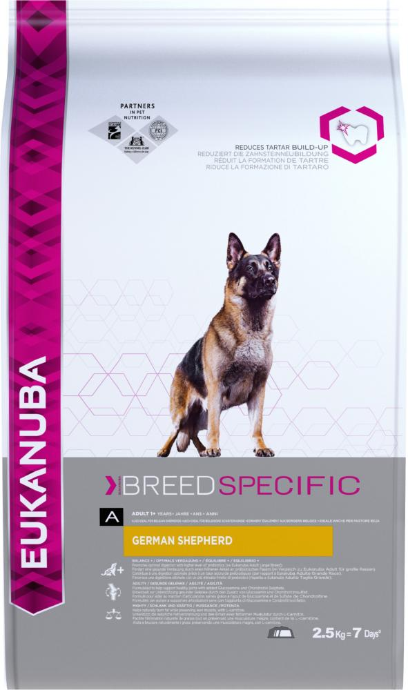 Eukanuba Adult German Shepherd Chicken Dog Food