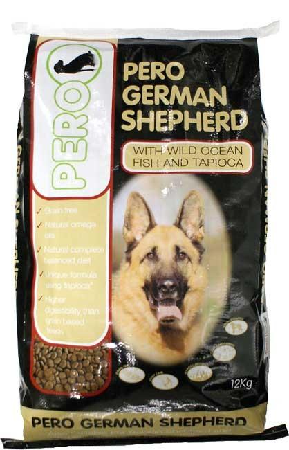 Pero Dog Food Gsd