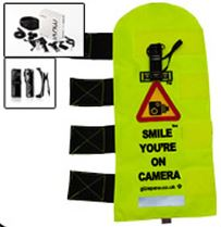 Gizapaw Hack Cam Horse Riding Camera & Tail Sleeve