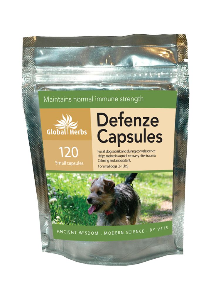 Global Herbs Defenze for Dogs