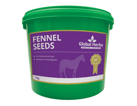 Global Herbs Fennel for Horses