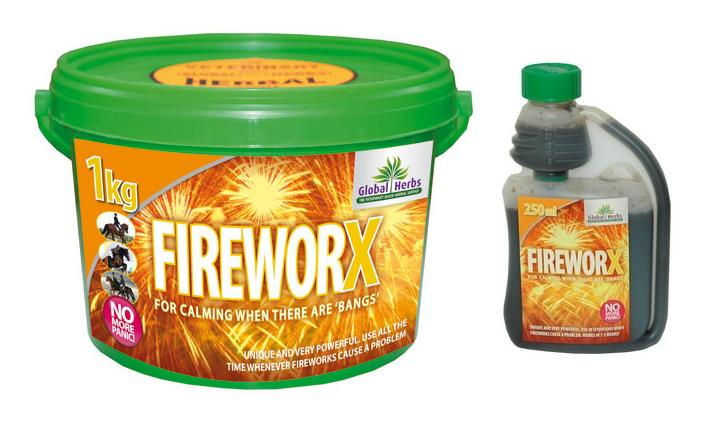 Global Herbs FireworX for Horses