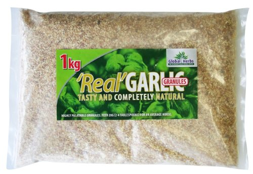 Global Herbs Garlic Granules for Horses