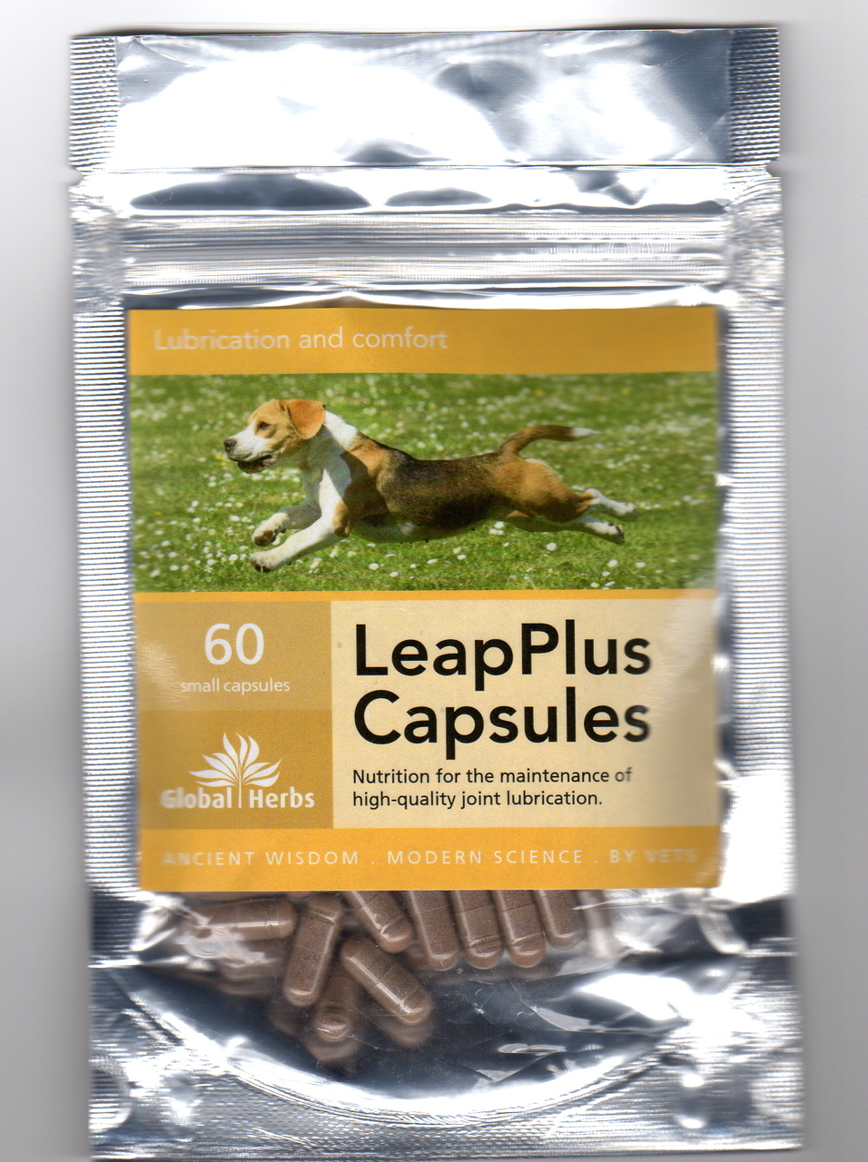 Global Herbs LeapPlus for Dogs