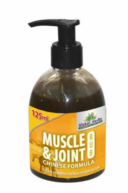 Global Herbs Muscle & Joint Rub Gel for Horses
