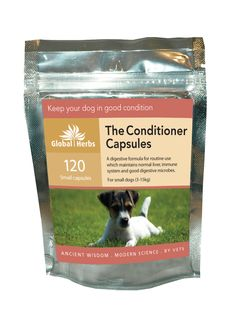 Global Herbs The Conditoner Capsules for Dogs