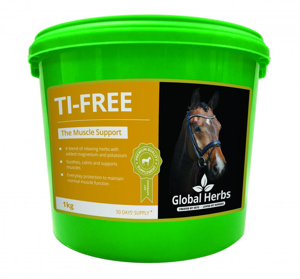 Global Herbs Ti-Free for Horses