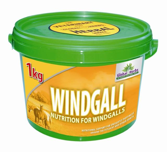 Global Herbs WindGall for Horses