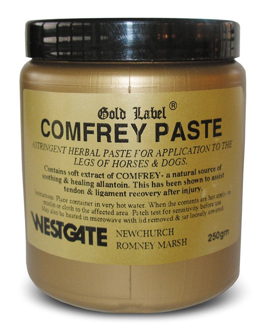 Gold Label Comfrey Paste for Horses