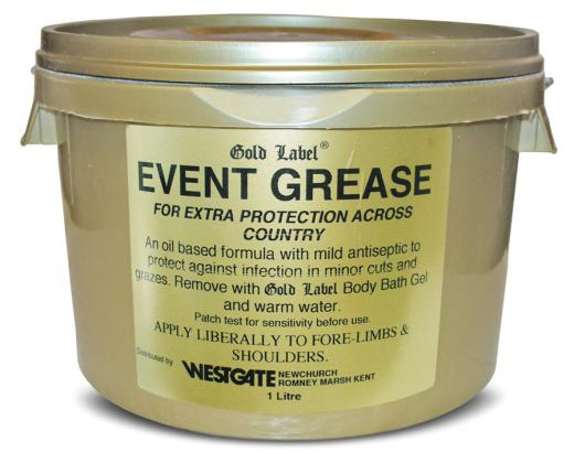 Gold Label Event Grease for Horses