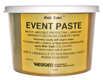Gold Label Event Paste for Horses