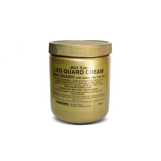 Gold Label Leg Guard Cream for Horses