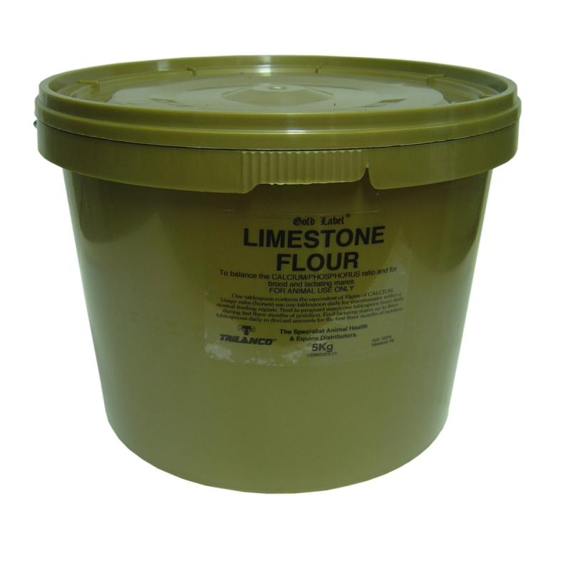 Gold Label Limestone Flour for Horses