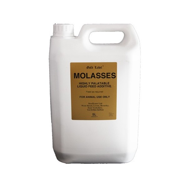 Gold Label Molasses for Horses