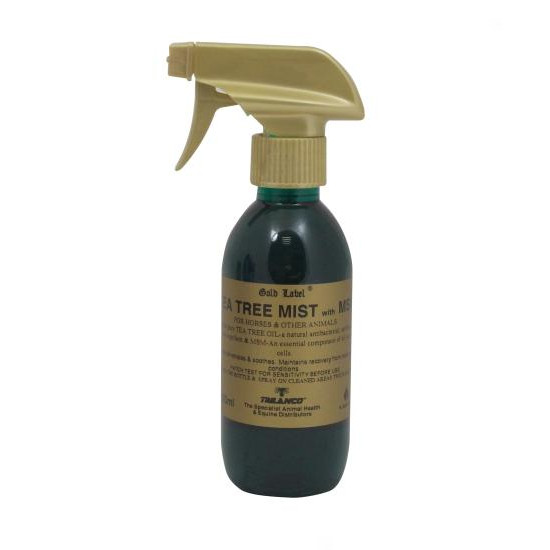 Gold Label Tea Tree Mist Plus MSM for Horses
