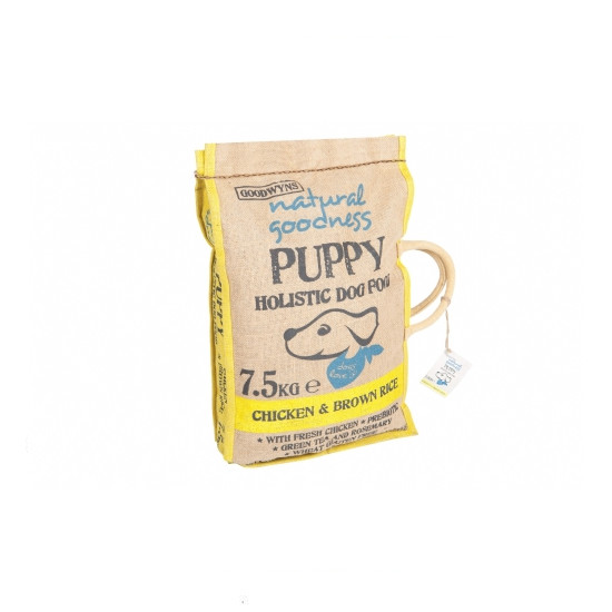 Goodwyns Natural Goodness Puppy Food
