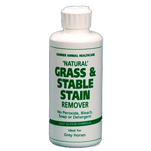 Barrier Grass And Stable Stain Remover