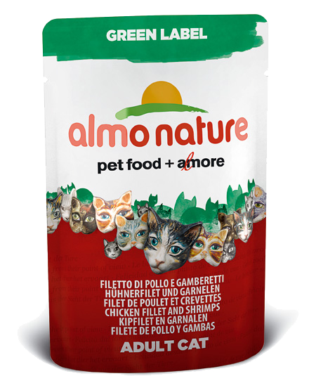 Almo Nature Green Label Cat Food