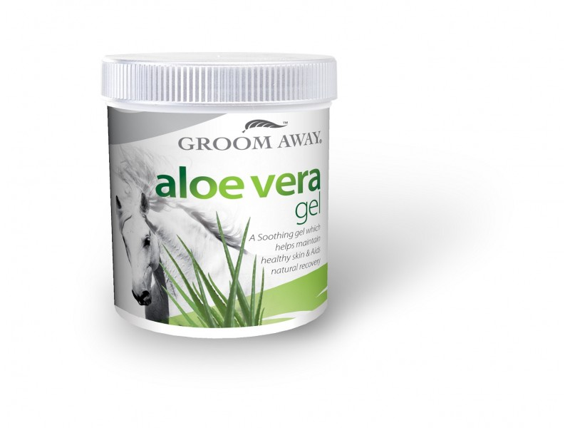 Groom Away Aloe Vera Gel