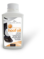 Groom Away Anti-Fungal Hoof Oil for Horses