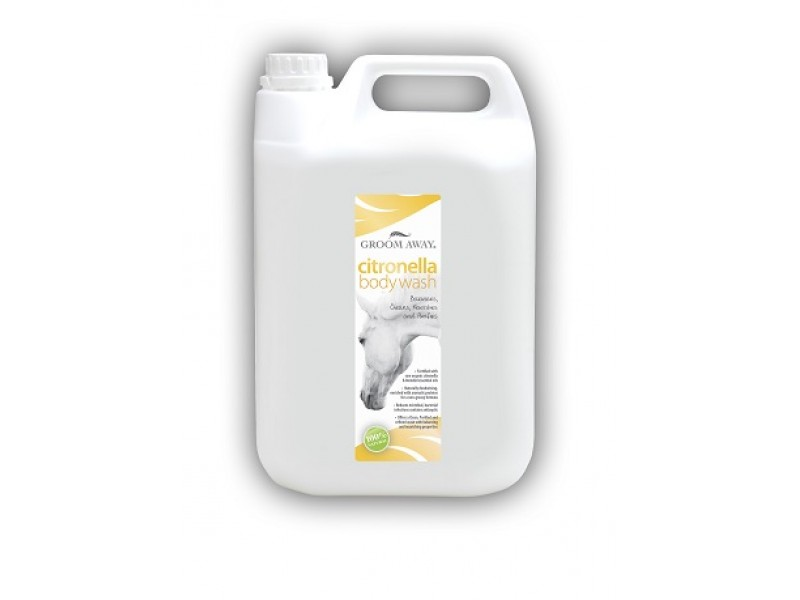 Groom Away Citronella Body Wash