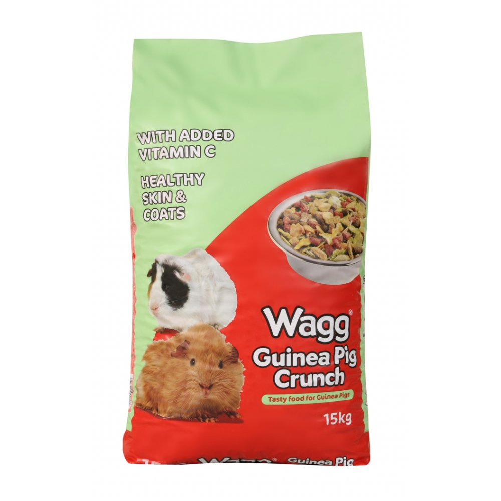 Wagg Guinea Pig Crunch Food
