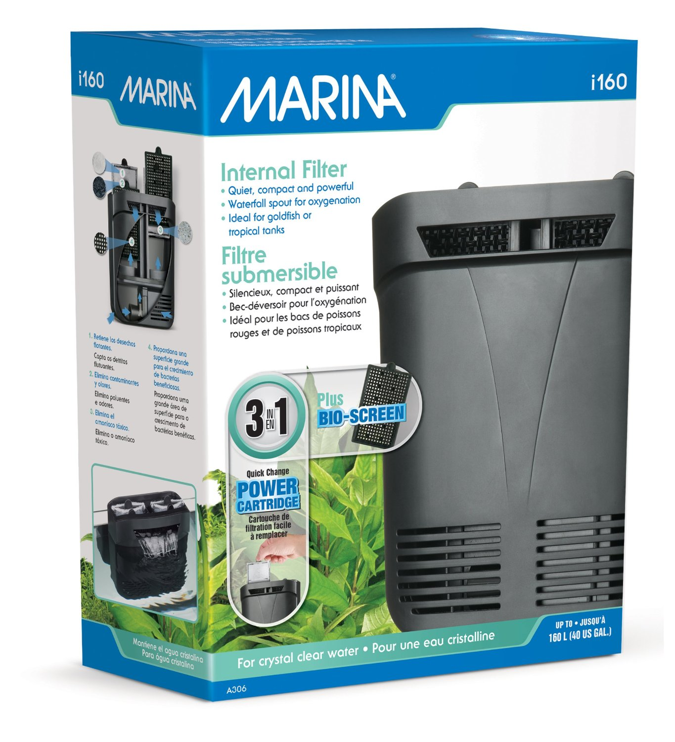 Hagen Marina Internal Aquarium Filter