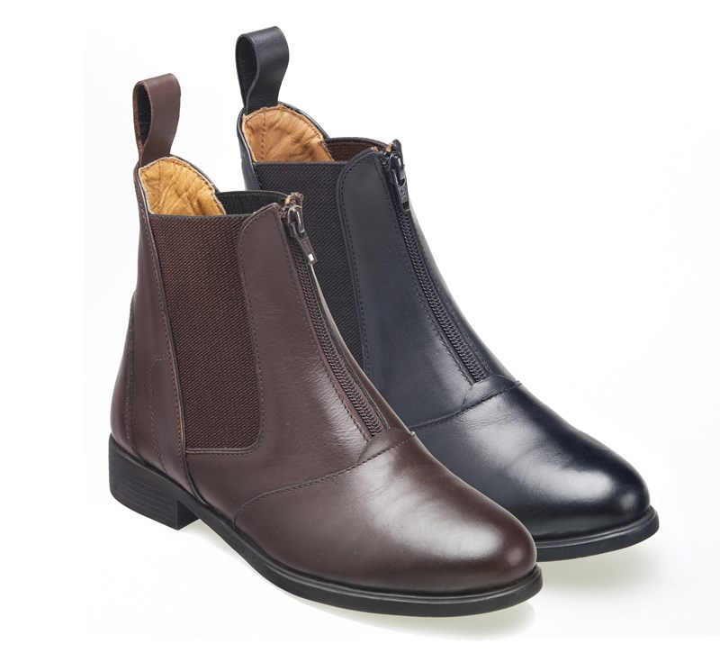Harry Hall Hartford Zip Jodhpur Boot Mens