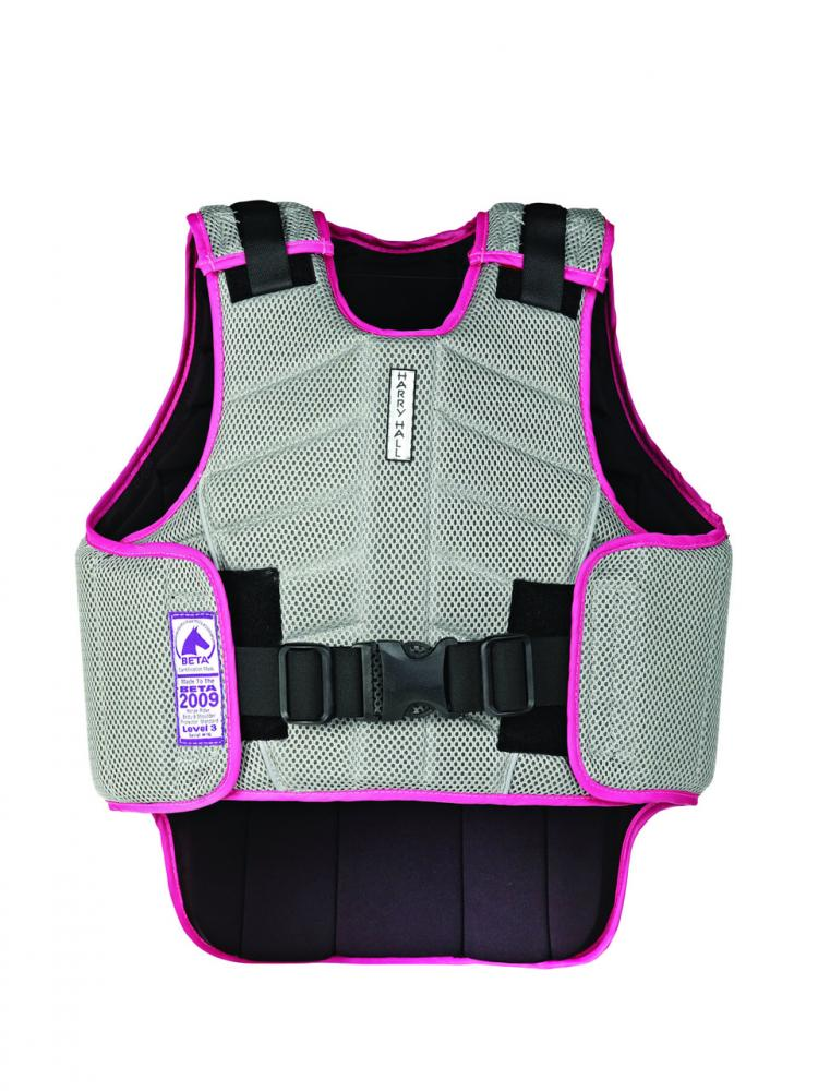 Harry Hall Junior Zeus Body Protector