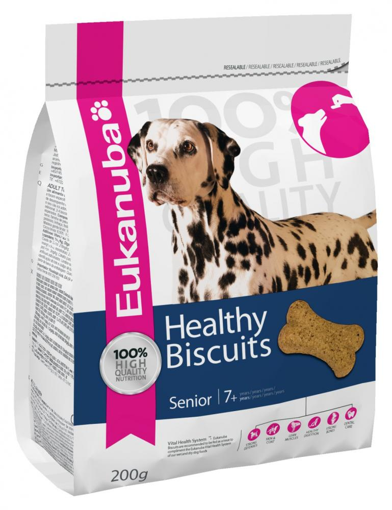 Eukanuba Healthy Biscuits Dog Treats