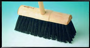 Hill Brush Scavenger Yard Broom Head