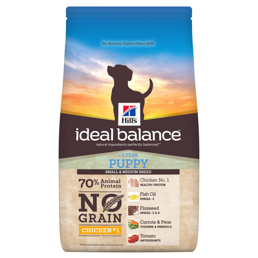 Hill's Ideal Balance Puppy No Grain Chicken & Potato Dog Food