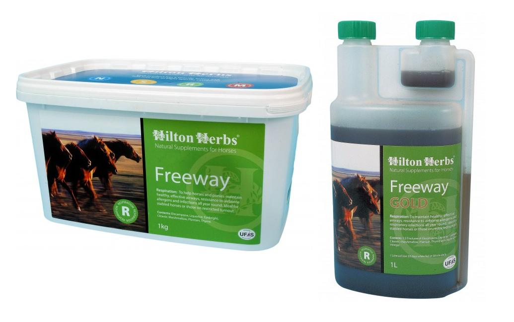 Hilton Herbs Freeway For Horses for Horses
