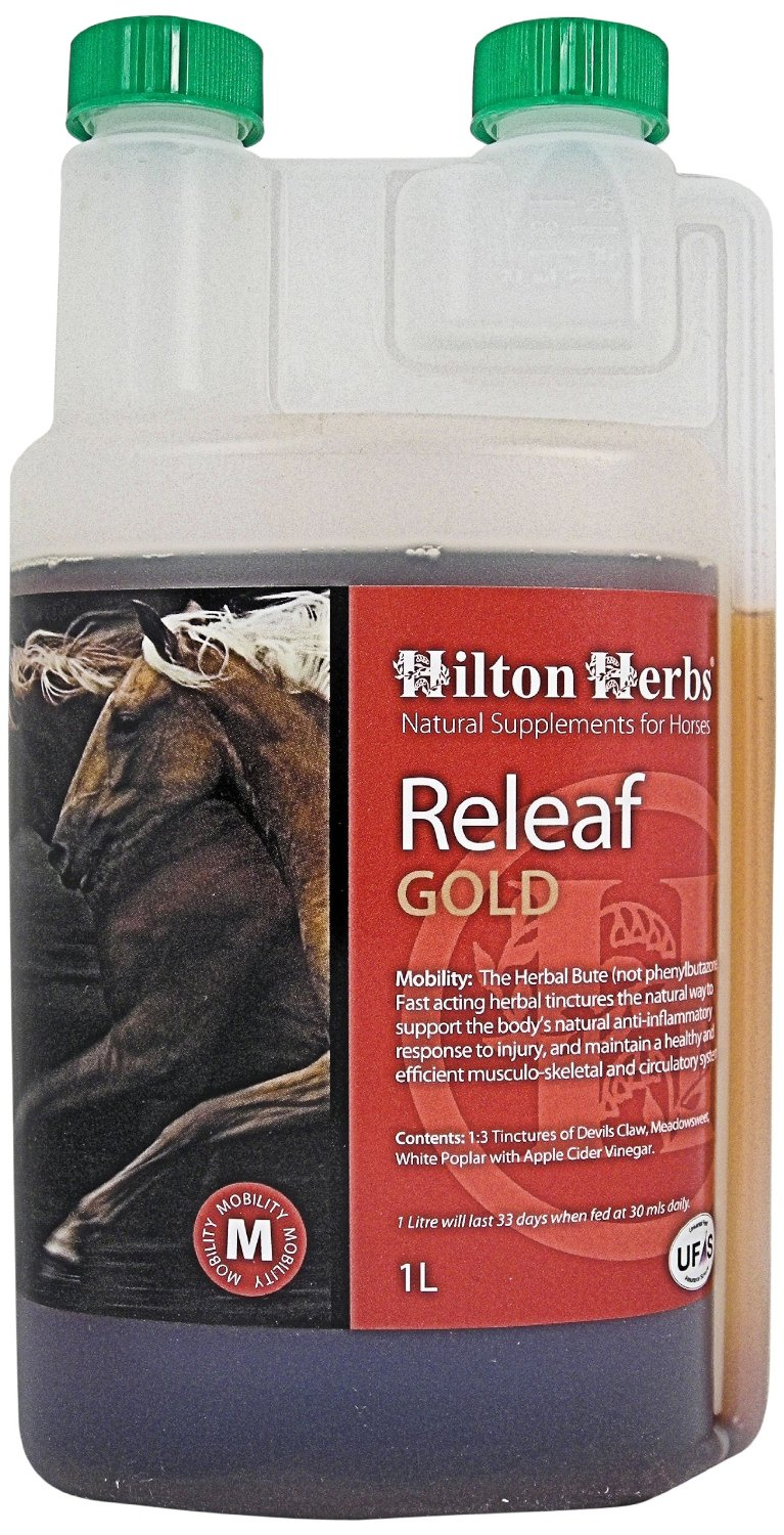 Hilton Herbs Releaf Gold Herbal Bute