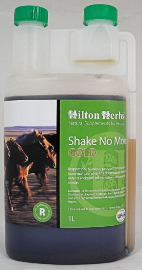 Hilton Herbs Shake No More Gold for Horses