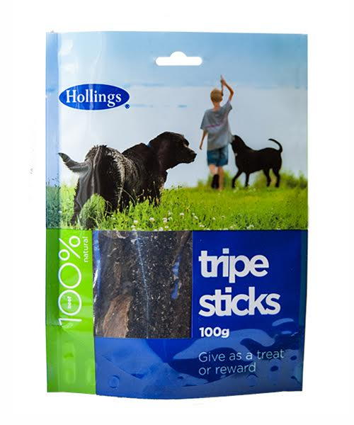 Hollings Tripe Sticks Dog Treats